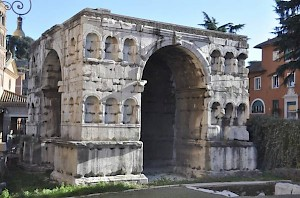 Arch of Janus Quadrifrons