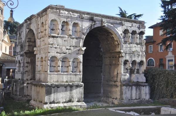 Arch of Janus Quadrifrons (4)