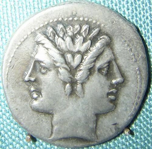 Coin of Janus