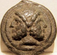 Republican as, showing Janus