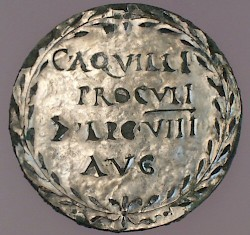 The Aquillius Medal