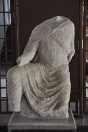 Perseus, sixth century BCE (Archaeological Museum of Çanakkale, Turkey)