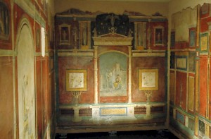 Frescos from the Villa Farnesina