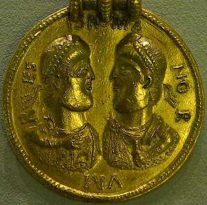Valentinian I and Valens