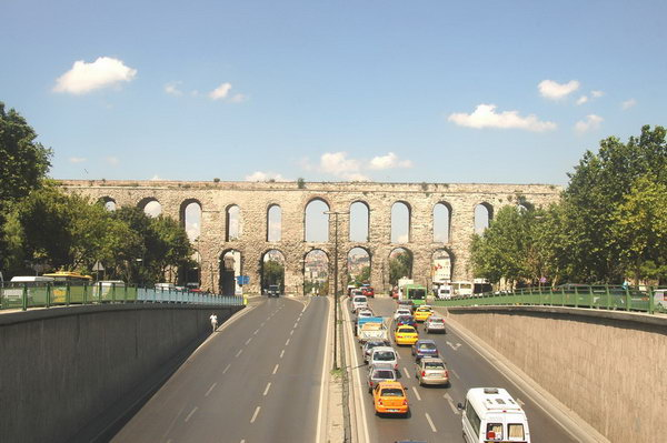 Aquaduct of Valens