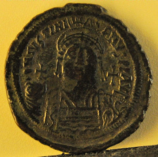 Justinian I (coin)