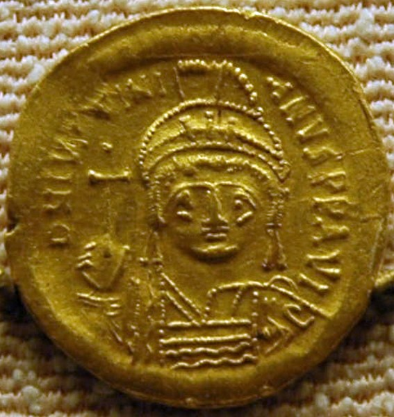 Justinian (coin)
