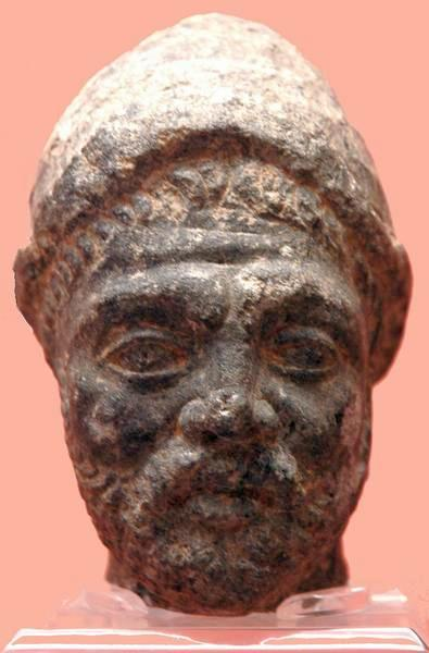 Portrait of a Parthian