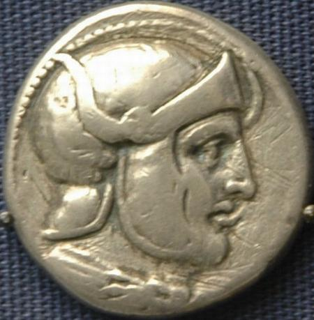 Coin of Seleucus Nicator. British Museum, London (Britain)