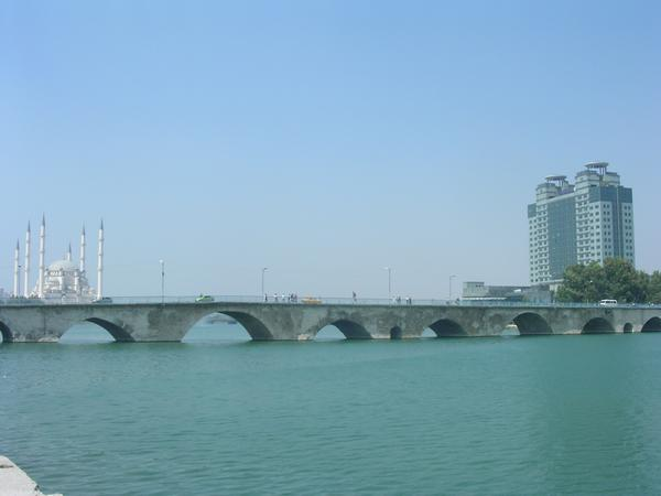 The bridge of Adana