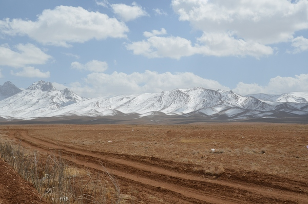 The Zagros, near Semirom