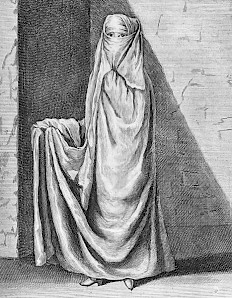 De Bruijn, a lady from Isfahan (note the elegant shoes)