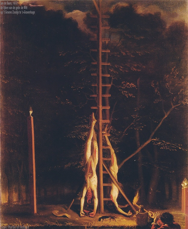 Execution of the De Witt brethern