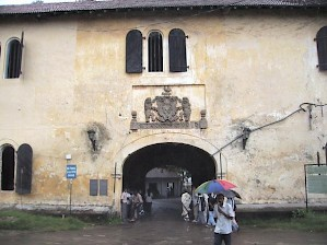 Galle, fort