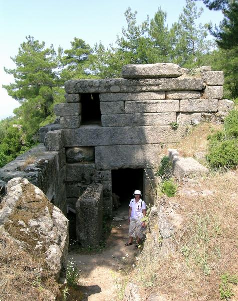 Labraunda, tomb of Idrieus