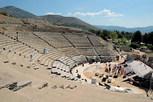 Philippi, theater