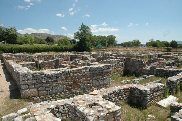 Philippi, Episcopal Palace