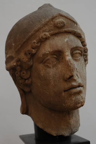 Philippi, Head of Athena