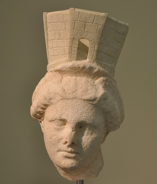 Tyche of Philippi