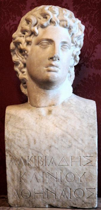 Alcibiades (Capitoline Museums, Rome (Italy).