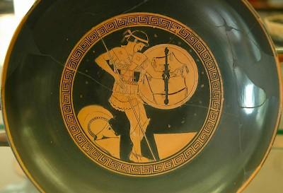 Fifth-century hoplite