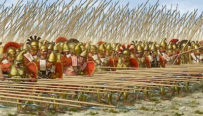 Macedonian phalanx