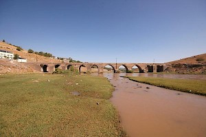The bridge at Diyarbakir