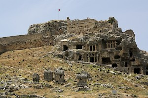 Acropolis (with Ottoman fort)