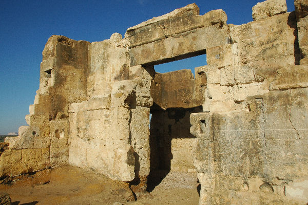 Siwa, entrance to the oracle