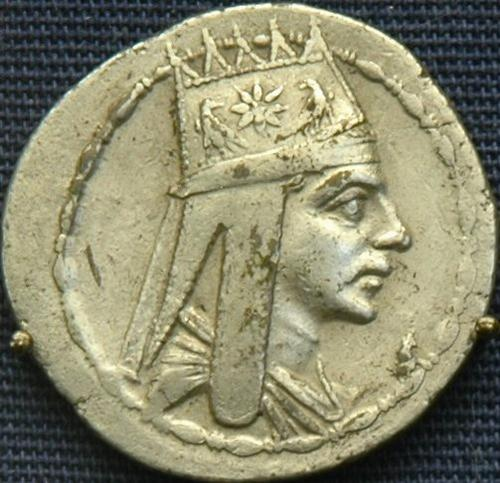 Tigranes II the Great, coin