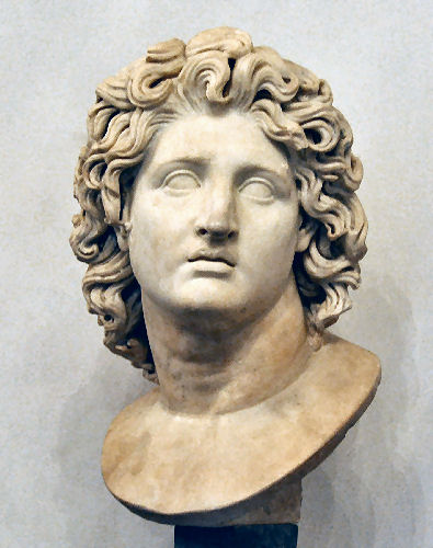Alexander the Great (Capitoline Museums) - Livius