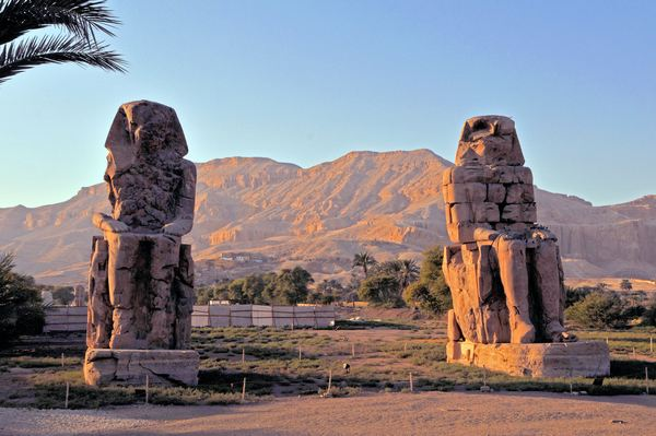 Thebes, Colossi of Memnon