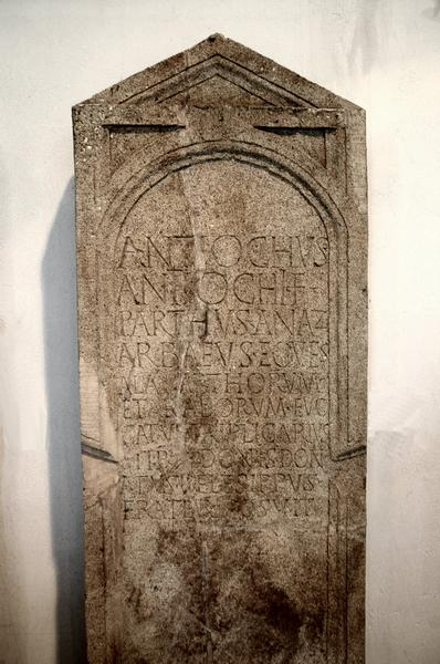 Mainz, tombstone of Antiochus