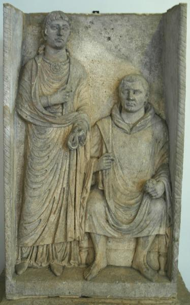 Mainz, relief of a couple