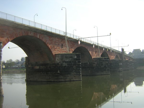 Trier, Bridge from the southwest