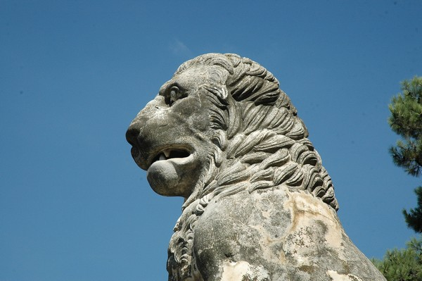 The lion of Amphipolis (2)