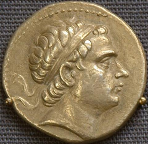 Antiochus III the Great, coin