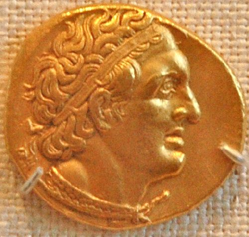 Ptolemy I Soter (coin)