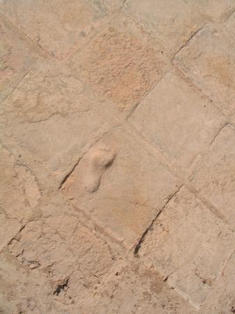 Choga Zanbil, Inner Court, Footprint