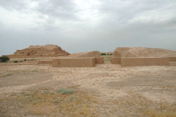 Choga Zanbil, Gate to the Outer Court