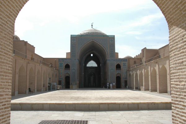 Yazd, Friday Mosque