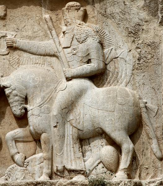 Ahura Mazda And Ahriman