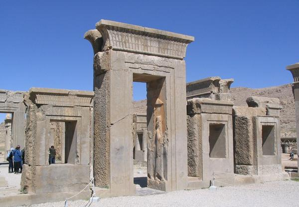 Persepolis, Palace of Darius, South entrance