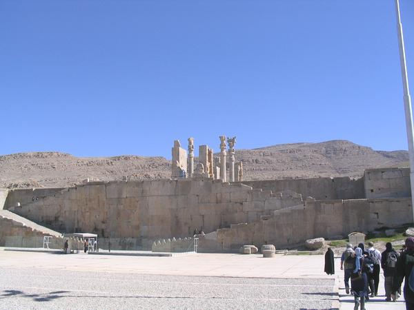 Persepolis, Stairs of All Nations (1)