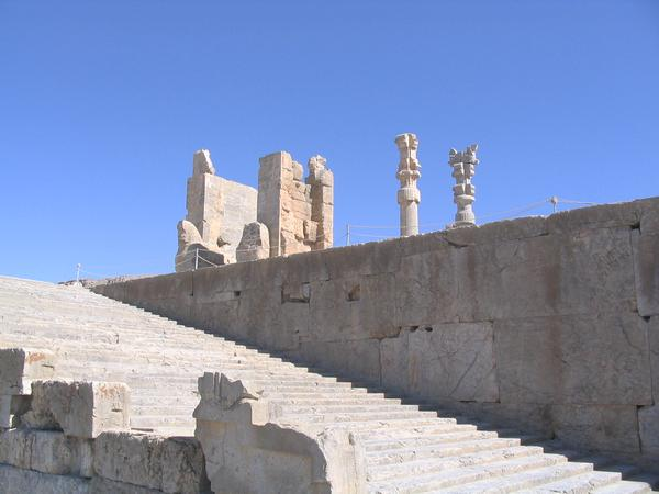 Persepolis, Stairs of All Nations (2)
