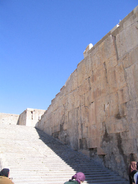Persepolis, Stairs of All Nations (3)