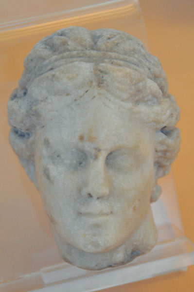 Susa, Hellenistic portrait of a queen