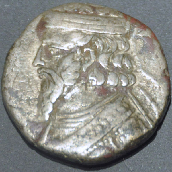 Orodes III, coin