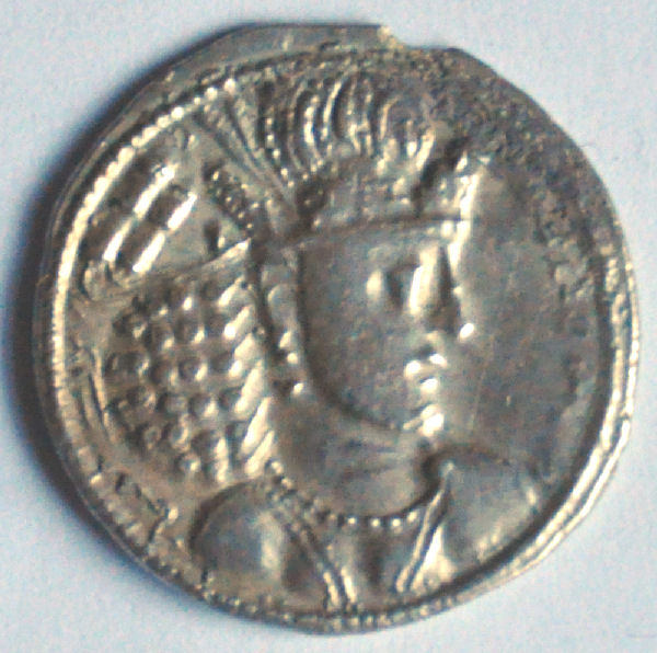 Shapur II, coin
