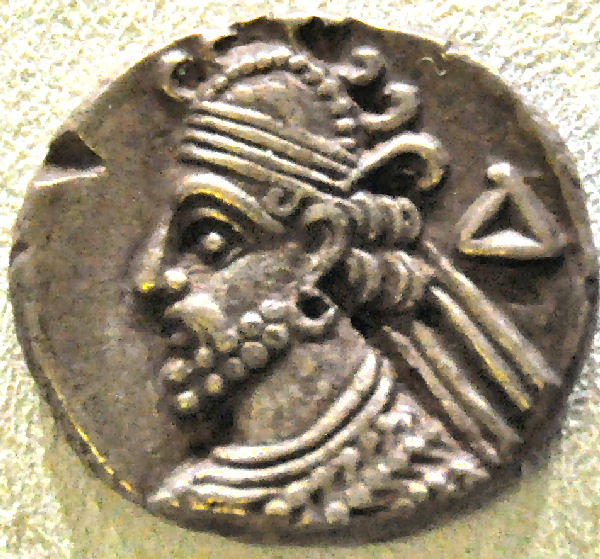 Vologases III,coin